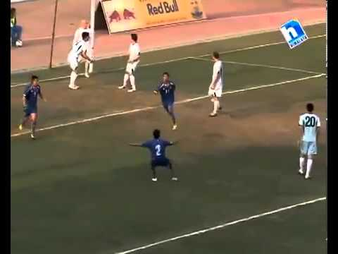 amazing goal by khawas
