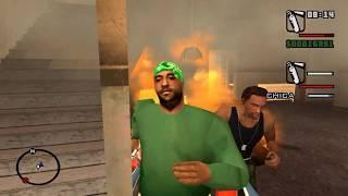 GTA SA - Misión: Burning desire - 2 Jugadores [Pequeña muestra + Extra]