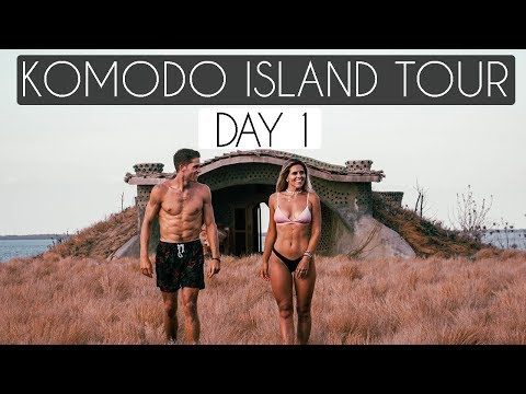 KENAWA ISLAND SUNSET - KOMODO ISLAND BOAT TOUR