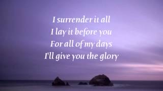 Download John Waller - Count It All with lyrics MP3 song and Music Video