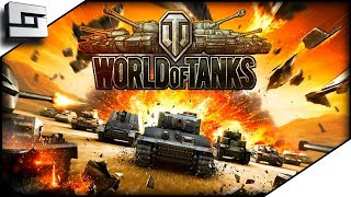 NEED MORE STRATEGY! HALP! World of Tanks Gameplay!