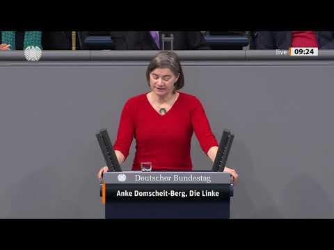 Anke Domscheit-Berg, DIE LINKE: Zur Enquete-Kommission Künstliche Intelligenz