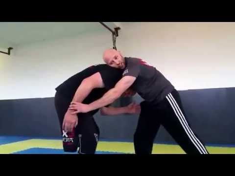 Guillotine For The Street- Ricky Manetta - MMA Krav Maga