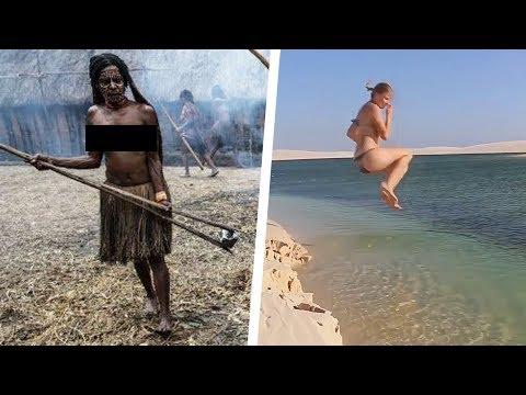 ПОЧЕМУ ЕСТЬ МЕСТА О КОТОРЫХ НАМ НЕ ГОВОРЯТ даже на Discovery - Видео онлайн