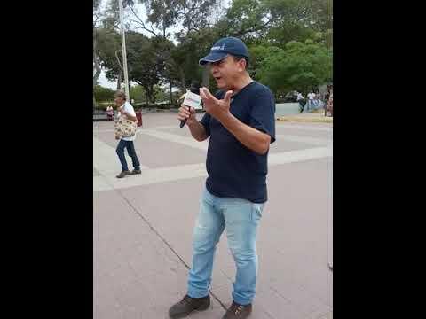 Maracaibo yo te arrullo con el poeta Darío delgado