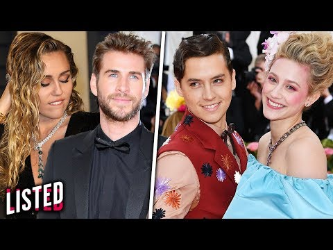 Celebrity Couples On-Screen & In Real Life