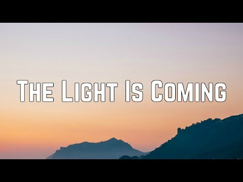 Ariana Grande - The Light Is Coming ft. Nicki Minaj (Clean Lyrics)
