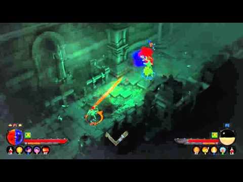"""Expert Difficulty Co-op Run pt.3 """"Sam Breaks Things"""" Diablo 3"""