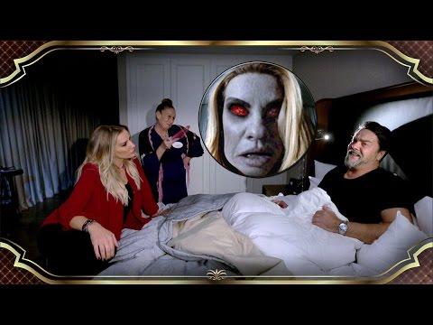 Beyaz Show- Esra Erol, Beyaz'ın Kabusuoldu!