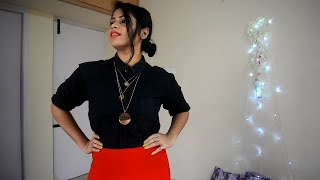 Outfit Ideas & Make Up tutorial for the festive and wedding season