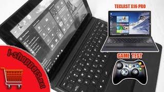 Игровые Планшеты. TECLAST X16 PRO GameTest - Тест Планшета в Играх для Windows