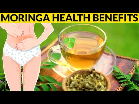 SEE WHAT HAPPENS TO YOUR BODY WHEN YOU DRINK MORINGA EVERYDAY | Natural Health