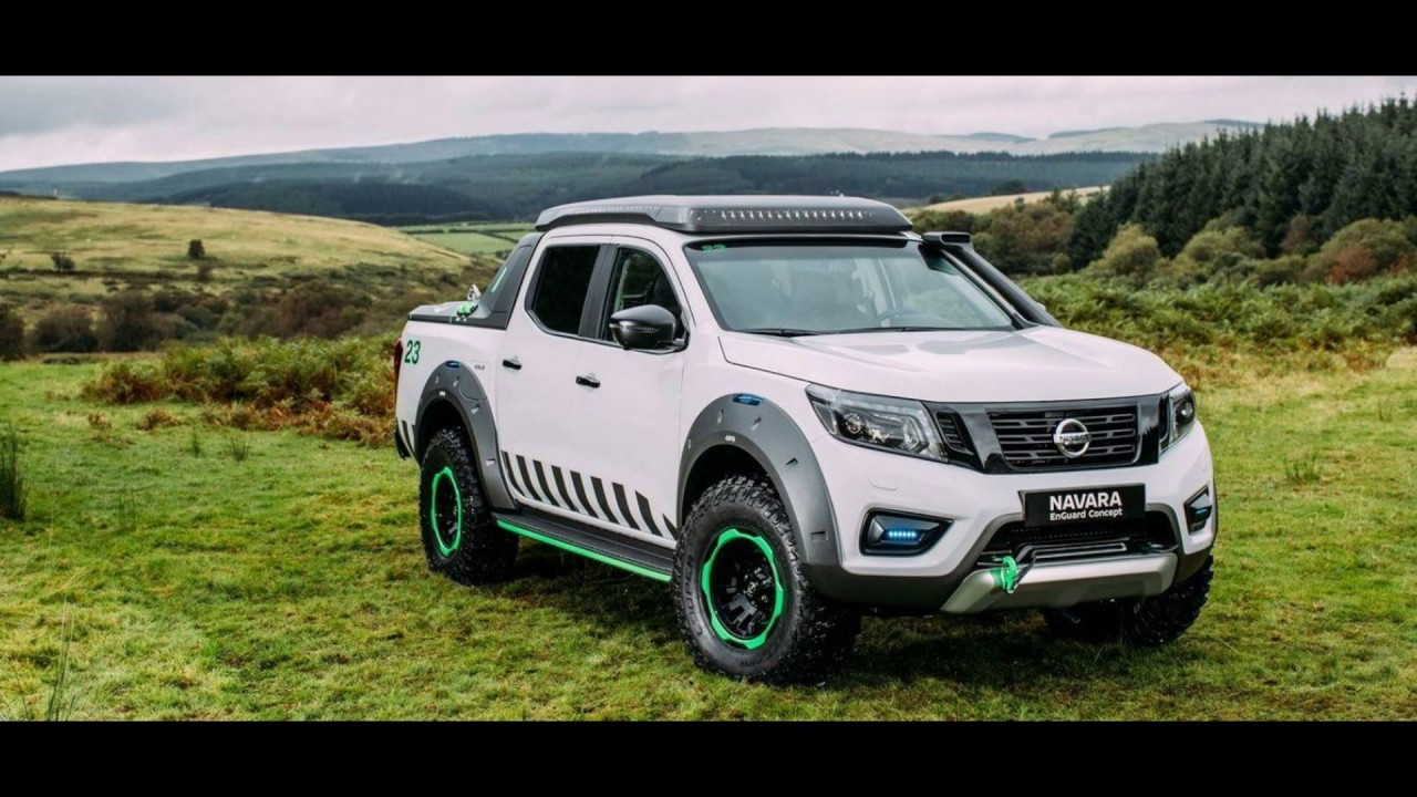 new 2018 the nissan navara enguard edition release and. Black Bedroom Furniture Sets. Home Design Ideas