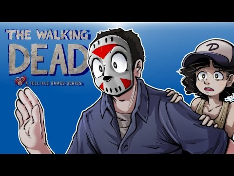 The Walking Dead  A NEW DAY! Season 1 Ep. 1!