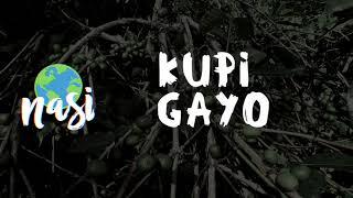 Gambar cover NASI -  KUPI GAYO (OFFICIAL LYRIC)