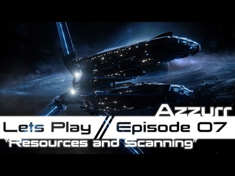 "Lets Play: Mass Effect Andromeda (Insanity Difficulty) Ep 7 ""Resources and Scanning"""