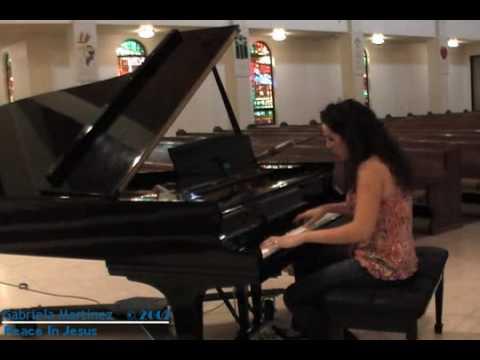 Gabriela Martinez - Peace in Jesus