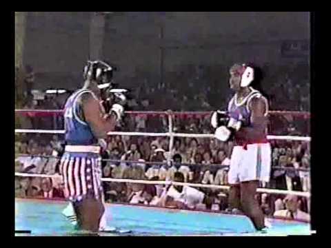 Tyson amateur fights nice message