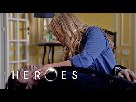 Can Claire Save Peter // Heroes S01 E19 - .0.7%