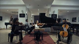G. Fauré: Piano Quartet in G minor op.45, 2 mvt - Quartetto Werther