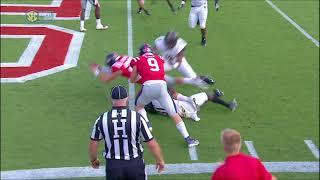 Ole Miss vs Vanderbilt NCAA Football Highlights 2017