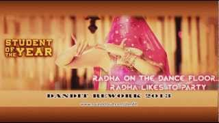 Radha (Desi Radha Mix 2013) - Student Of The Year