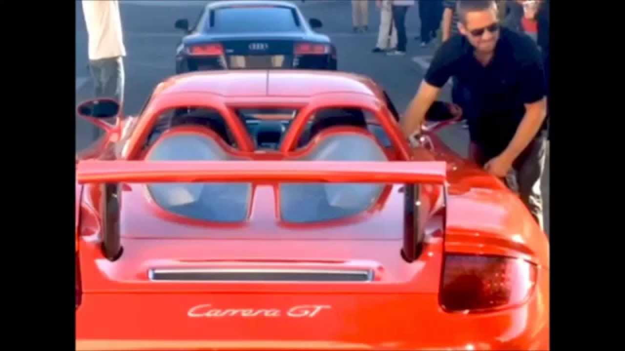 paul walker 39 s famous car collection is now up for sale youtube. Black Bedroom Furniture Sets. Home Design Ideas