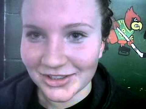 Download Bishop Guertin skater Brooke Pearson after 2-0 win Monday over Lebanon