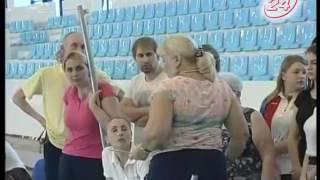 Мастер-класс от олимпийской чемпионки