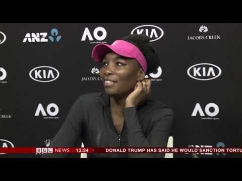 Australian Open 2017 Venus & Serena Williams to meet in ninth Grand Slam final
