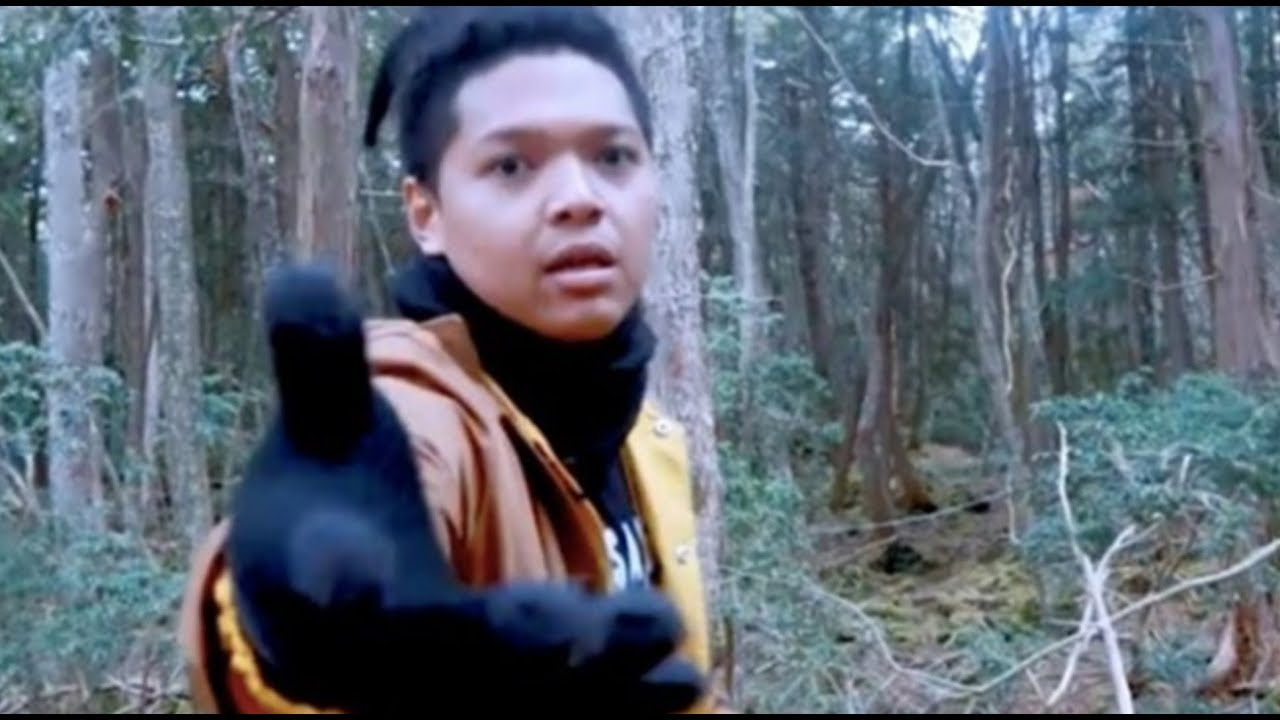 Logan Paul Wannabe Qorygore Goes to Japanese Suicide Forest