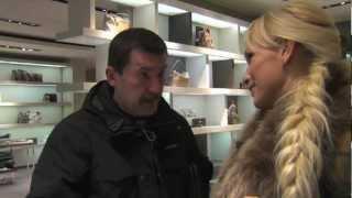 Алиса Крылова и Владимир Виноградов.