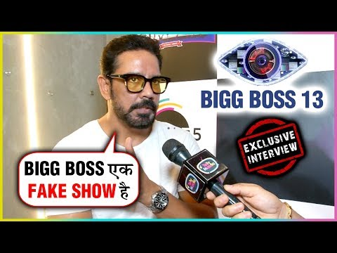 Anup Soni REACTS On Fakeness In Bigg Boss 13 | No Commoners Theme | EXCLUSIVE