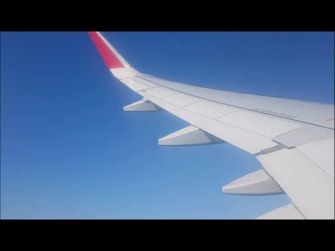 Air Arabia A320 Taxi and Take off from Sharjah International Airport | HD
