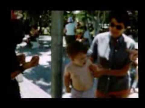 1961-4 Baby Paul, David, Laura, Beth, Linda w Rose, Pat, Susan, G&G