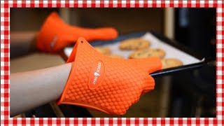 Touch Heat Silicone Oven Mitts Product Share & Review ~ Noreen