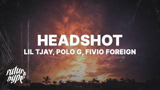 Lil Tjay Headshot Ft Polo G Fivio Foreign MP3