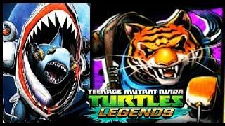 Черепашки ниндзя Легенды #132 ИСПЫТАНИЕ АРМАГЕДДОН +  Турнир на ДНК Эйприл мульт игра TMNT Legends