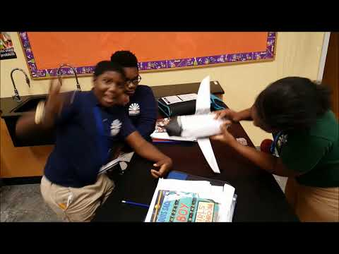 Water Rocket Horizon Science Academy Cleveland Middle School 2018 2019