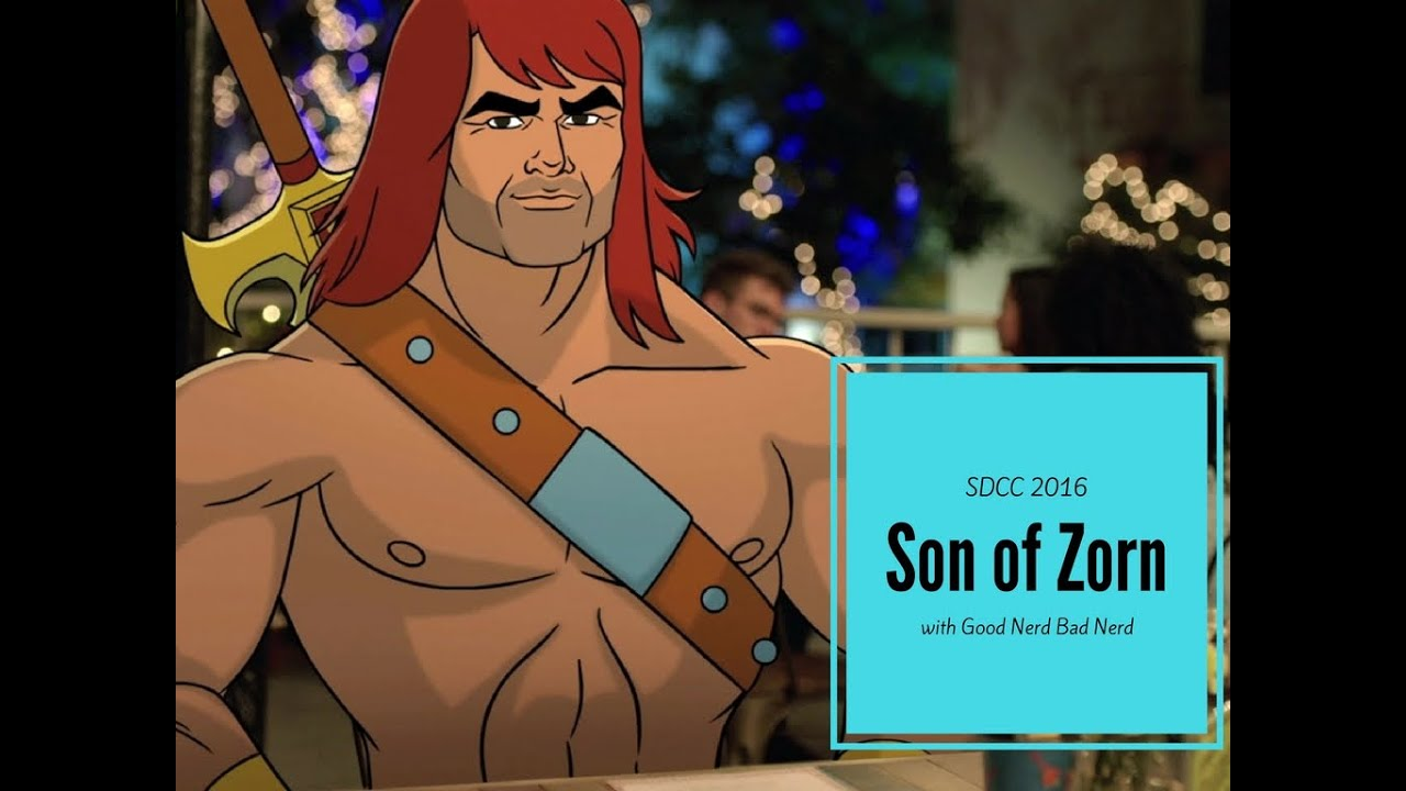 Download Son of Zorn at San Diego Comic Con 2016