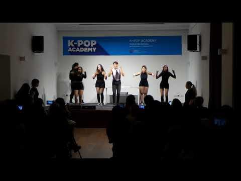 SUNMI(선미)_Gashina(가시나) - Kpop academy Rome cover