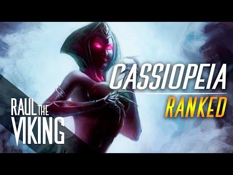 RANKED! LUCHANDO POR LA VICTORIA • CHALLENGER CASSIOPEIA | Raúl The Viking • ᚱ