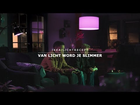 Van slim licht word je slimmer | IKEA Nederland