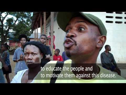 Cholera response in Haiti