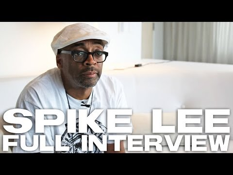 Spike Lee On Raising Money For A Movie - [FULL INTERVIEW]