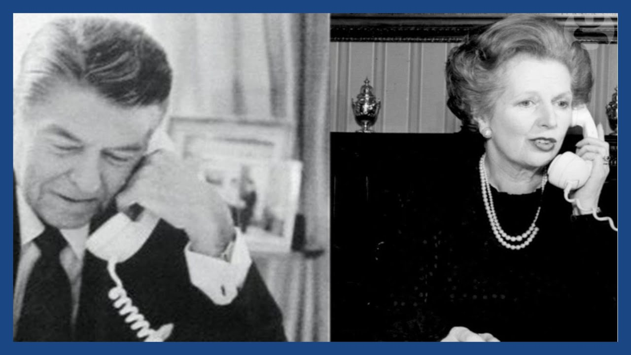 Ronald Reagan Says Sorry To Margaret Thatcher In Private Phone Call Youtube