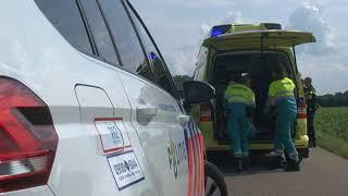 TVEllef: Fietser uit Posterholt gewond bij ongeval in Melick