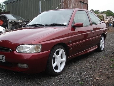 Ford escort replace head gasket