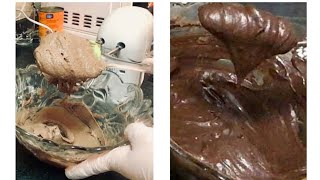 Easy Homemade Chocolate Frosting from Cocoa Powder Two Types of recipe by RJ Kitchen