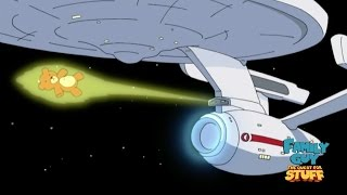 Family Guy: The Quest for Stuff - Star Trek Trailer